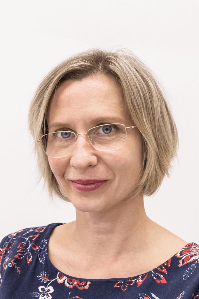 Zuzana Krnacova lektorka Centrum inkluzivneho vzdelavania