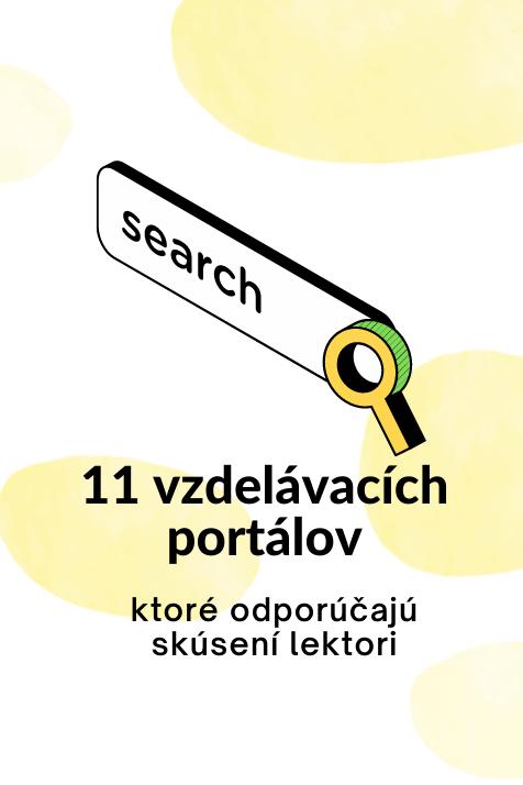 Centrum inkluzivneho vzdelavania odporuca vzdelavacie portaly