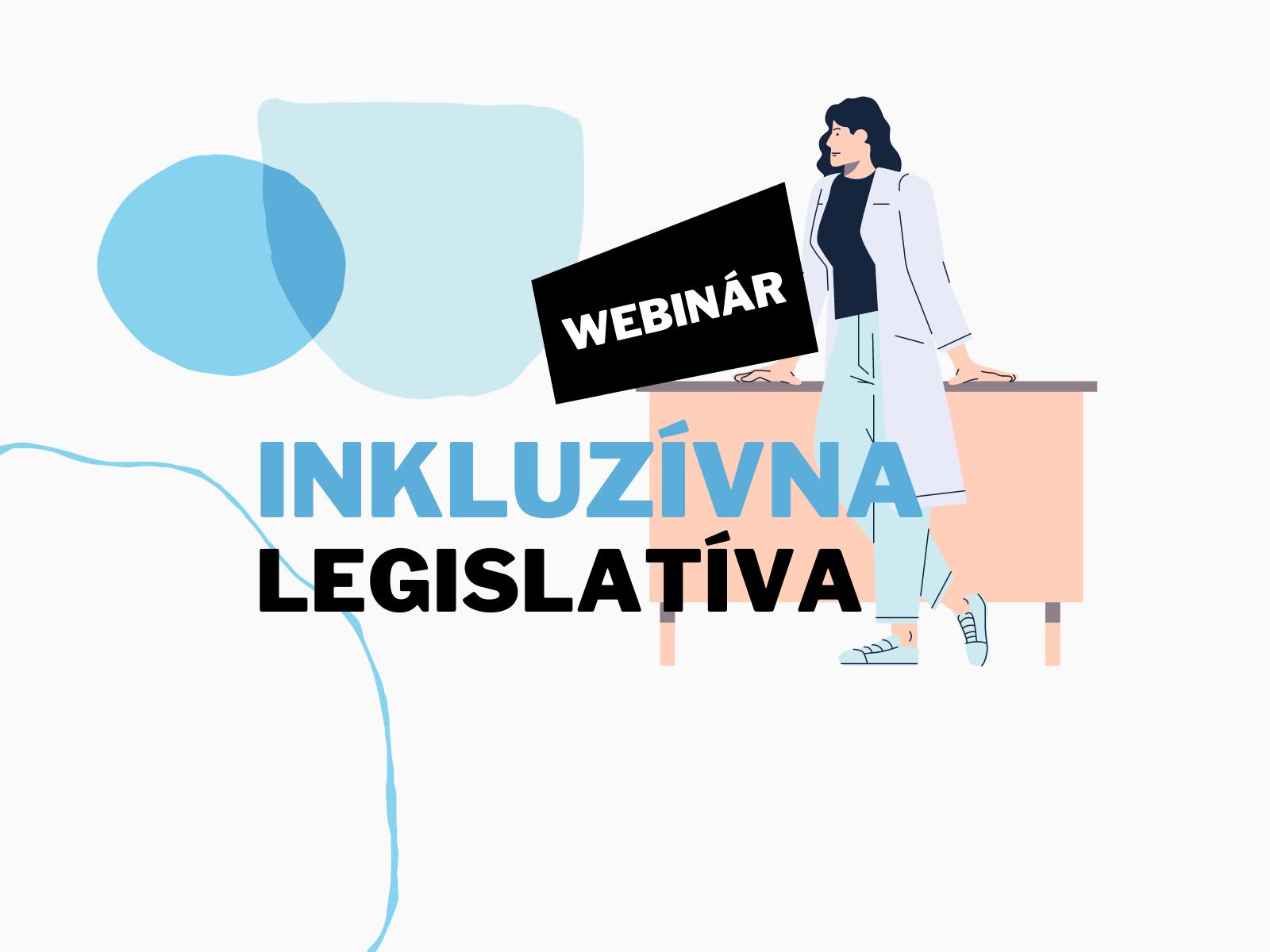 webinar inkluzivna legislativa pre vedenie skoly inklucentrum