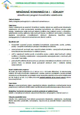 nenasilna komunikacia nahlad pdf