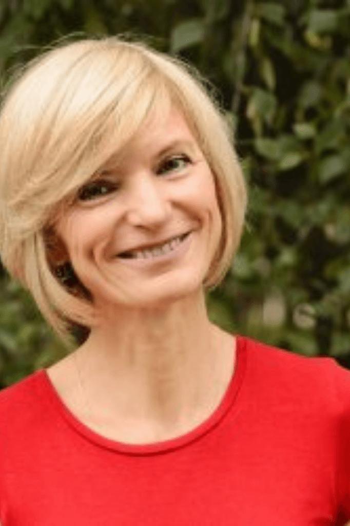 Marta Palenikova lektorka Inklucentrum