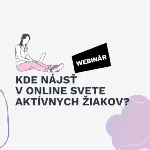 kurz kde najst v online svete ziakov webinar inklucentrum