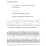 Humanistické aspekty inkluzívneho vzdelávania. Autor: Viktor Križo. Vydalo: Psychológia a patopsychológia dieťaťa, 2021.