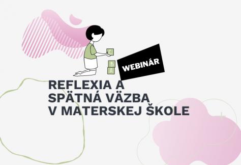 webinar reflexia a spatna vazba v materskej skole Inklucentrum
