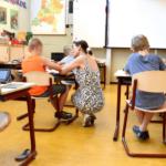 ziaci s variantom a v zakladnej skole